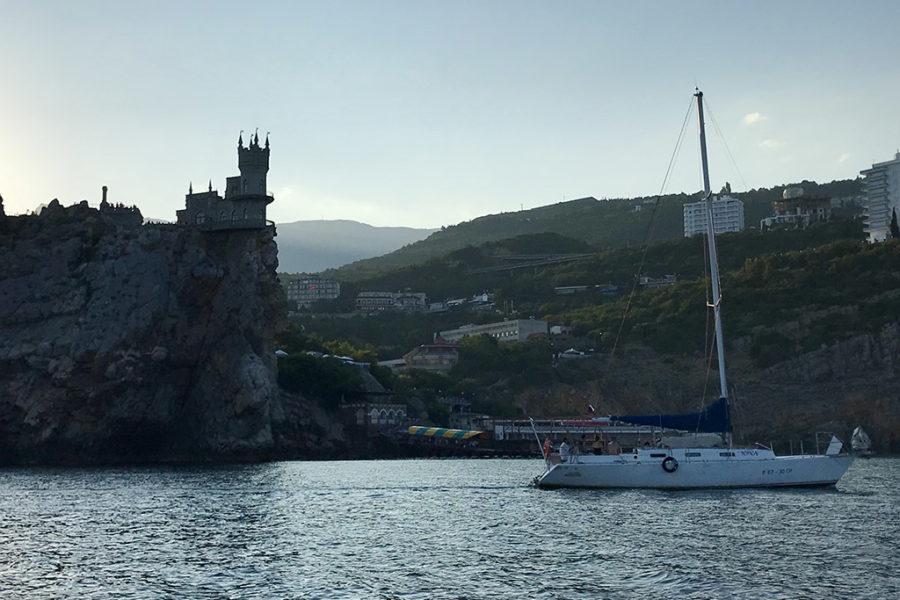 Путешествие на катамаране из Москвы в Крым — часть 2